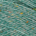 James C. Brett Rustic Aran Tweed - Light Teal-Multi (DAT33)