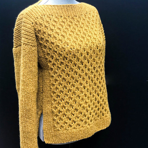 Javori Designs Vivian Sweater PDF -  ()