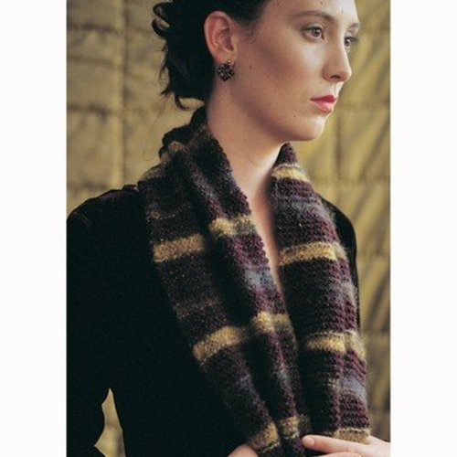 Jo Sharp Antiqua Long Scarf PDF -  ()