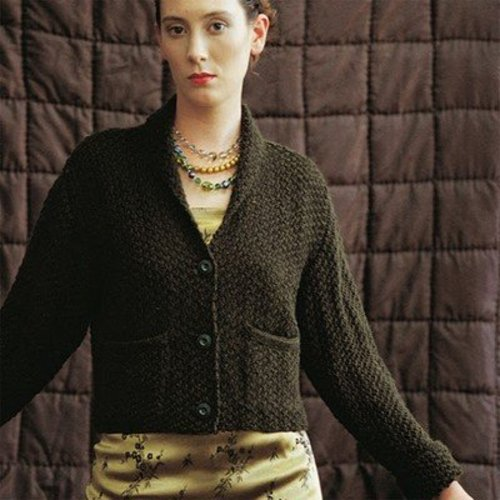 Jo Sharp Box Stitch Jacket and Coat PDF -  ()