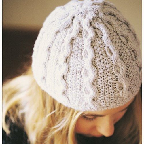 Jo Sharp Cable Beanie PDF -  ()