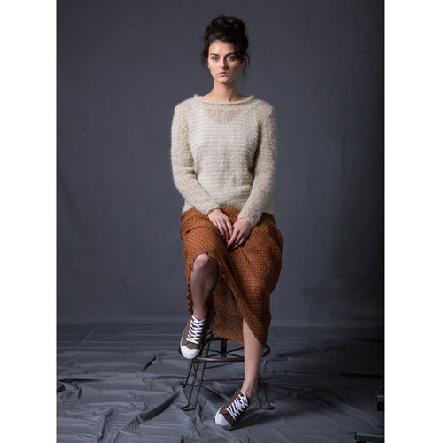 Jo Sharp Carla Mohair Sweater PDF -  ()