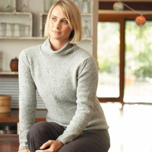Jo Sharp Classic Tweed Sweater PDF -  ()