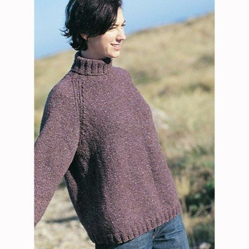 Jo Sharp Coco Raglan Sweater PDF -  ()