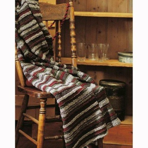 Jo Sharp Easy Textured Throw PDF -  ()