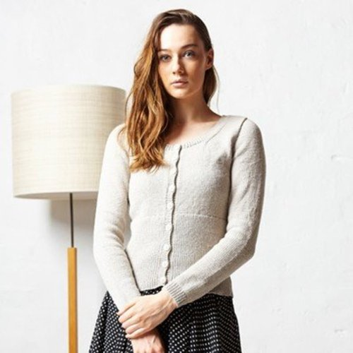 Jo Sharp Fitted Scoop Cardigan PDF -  ()