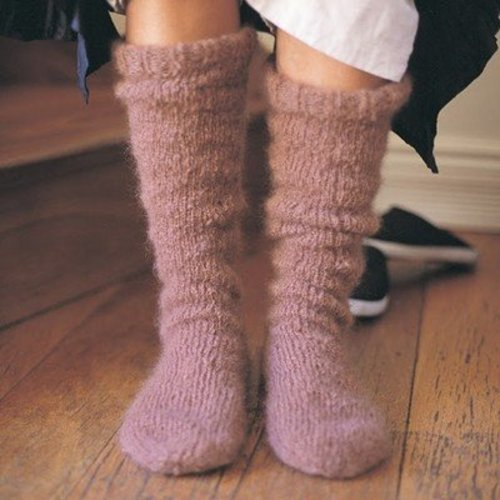 Jo Sharp Indulgence Mohair Socks PDF -  ()