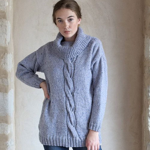 Jo Sharp Lotte Cable Sweater PDF -  ()