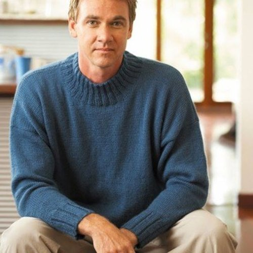 Jo Sharp Men's Alpaca Sweater PDF -  ()