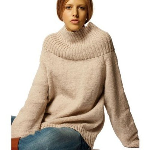 Jo Sharp Raglan Sweater PDF -  ()