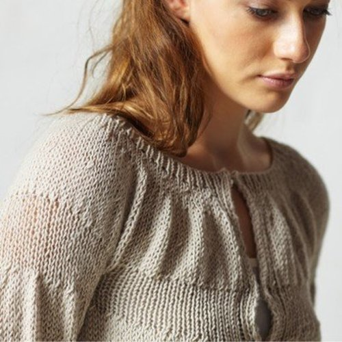Jo Sharp Ripple Cardigan PDF -  ()