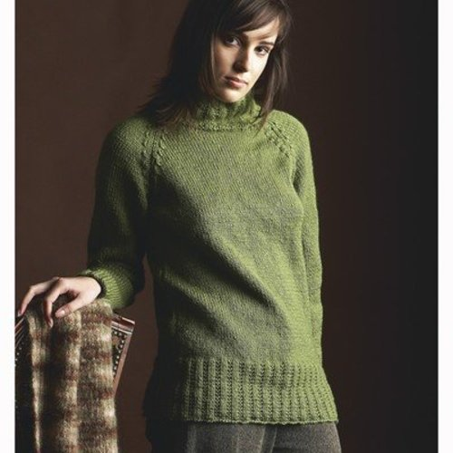 Jo Sharp Unisex Raglan Sweater PDF -  ()