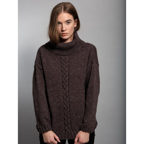 Jo Sharp Ursula Cable Sweater PDF -  ()