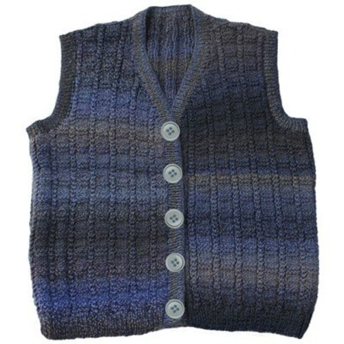 Jojoland Braided Grid Vest PDF -  ()
