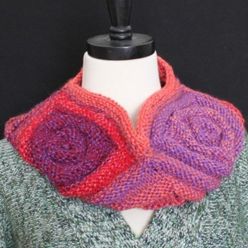 Jojoland Curly Neck Warmer PDF -  ()