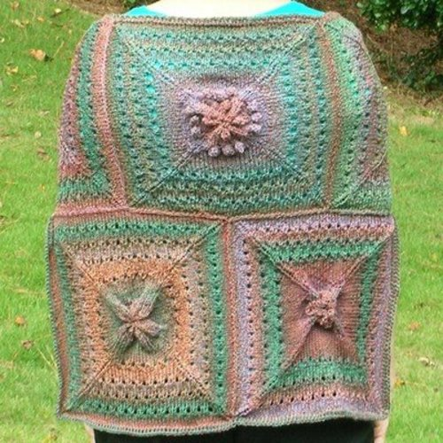 Jojoland Inside the Box Shawl PDF -  ()