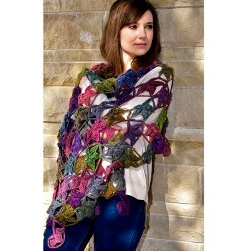 Jojoland Maple Leaf Shawl PDF -  ()