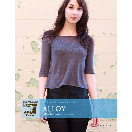 Juniper Moon Farm Alloy Pullover PDF -  ()