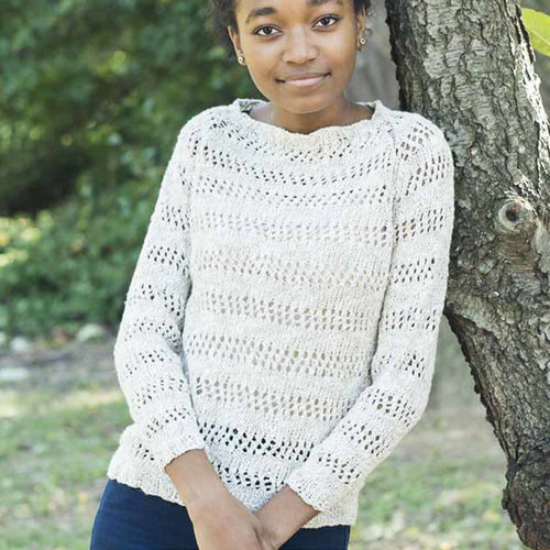 Juniper Moon Farm Atlantis Pullover PDF -  ()