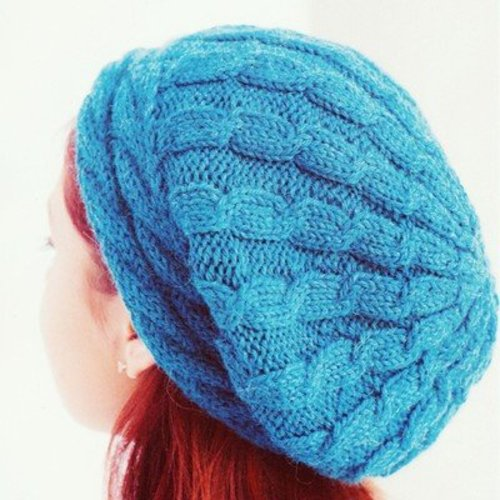 Juniper Moon Farm Cabled Cloche Hat - The Dales Collection -  ()