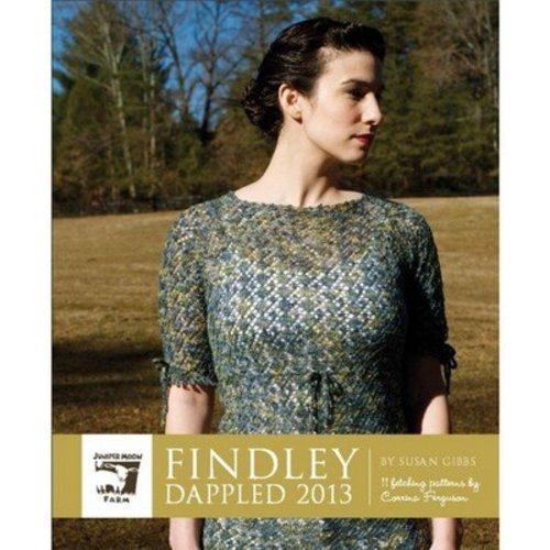Juniper Moon Farm Findley Dappled 2013 Pattern Booklet -  ()