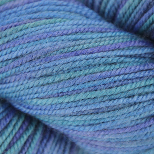 Juniper Moon Farm Findley DK Dappled - Blue (104)