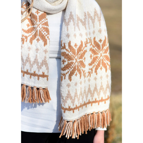 Juniper Moon Farm Freia Scarf PDF -  ()
