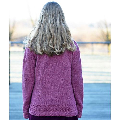 Juniper Moon Farm J100-02 Tove Sweater PDF -  ()