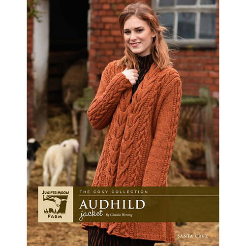 Juniper Moon Farm J101-01 Audhild Jacket PDF -  ()