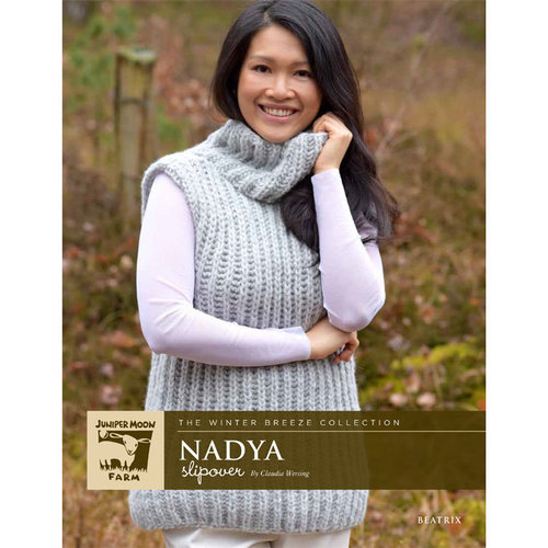 Juniper Moon Farm J113-02 Nadya Slipover PDF -  ()