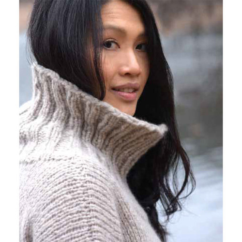 Juniper Moon Farm J113-03 Pietra Sweater PDF -  ()