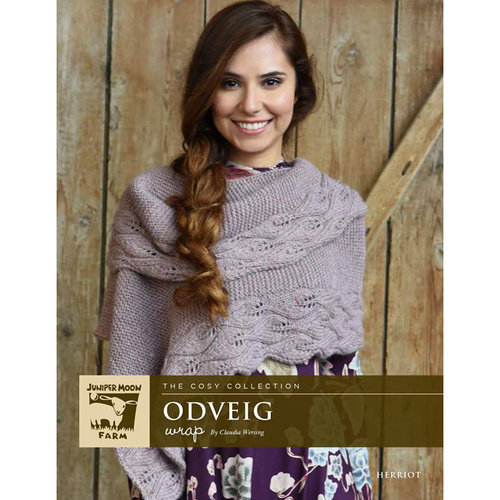 Juniper Moon Farm J97-02 Odveig Wrap PDF -  ()