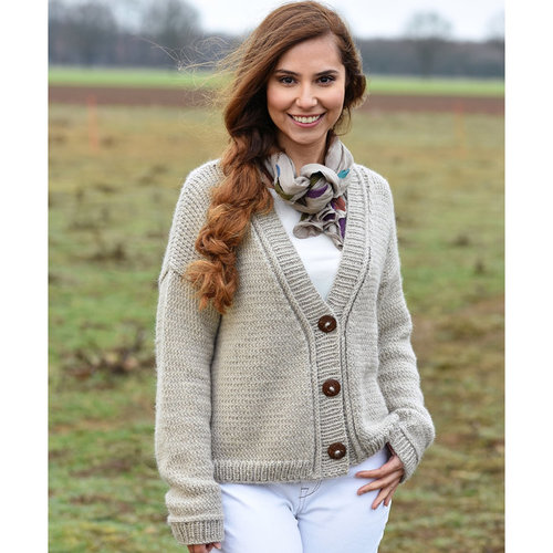 Juniper Moon Farm J99-02 Svanhild Jacket PDF -  ()