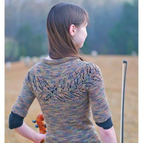 Juniper Moon Farm Laureate Cardigan PDF -  ()