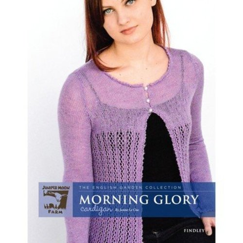 Juniper Moon Farm Morning Glory - The English Garden Collection - PDF - Download (MGLORYPDF)