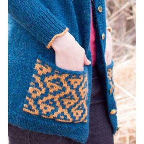 Juniper Moon Farm Thirlby Cardigan PDF -  ()