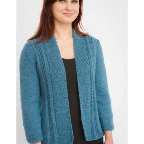 Juniper Moon Farm Wickenden Cardigan - The Dales Collection PDF - Download (WICKENDPDF)