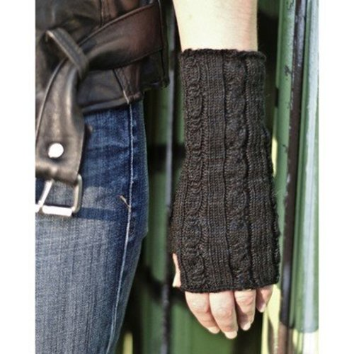 Kate Atherley Gibson Fingerless Mitts PDF -  ()