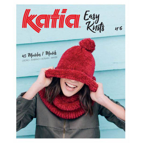 Katia No. 6 Easy Knits (Fall/Winter 2017) -  ()