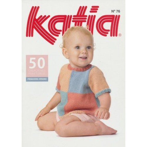 Katia No. 76 Baby Book (Spring/Summer 2016) -  ()