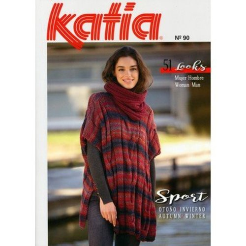 Katia No.90-Sport (Man/Woman) -  ()