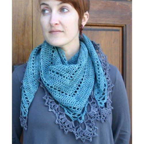 Kira K. Designs Belle Epoque Shawl PDF -  ()