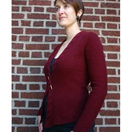 Kira K. Designs Essential Cardigan PDF -  ()