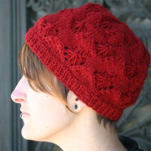 Kira K. Designs Japanese Maple Hat PDF -  ()