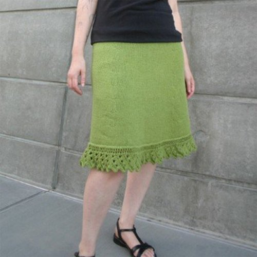 Kira K. Designs Sawtooth Skirt PDF -  ()