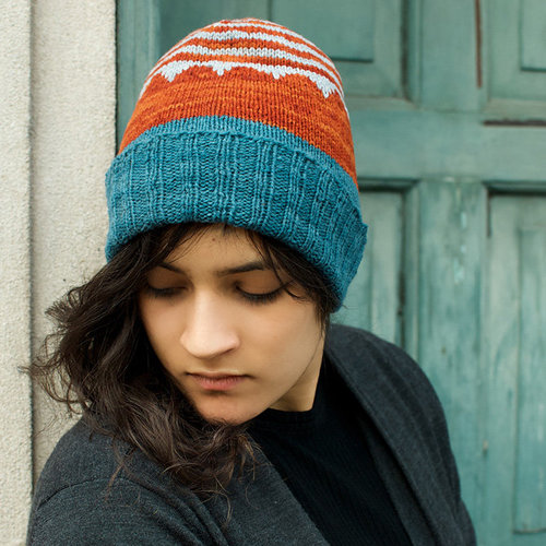 Kirsten Kapur Designs Mountain Hopper Hat PDF -  ()