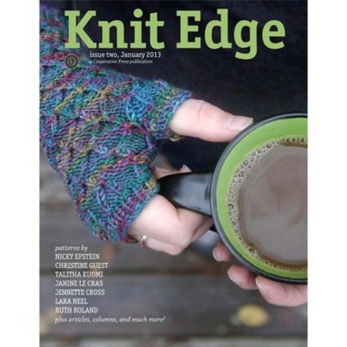Knit Edge Magazine PDF - Issue Two (TWO)