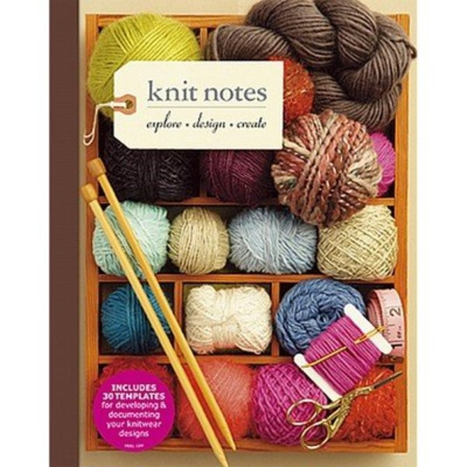 Knitting Journals Sale : Knit notes journal at webs yarn