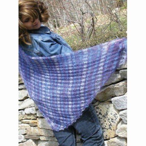 Knit One Crochet Too 1936 Loops Shawl -  ()