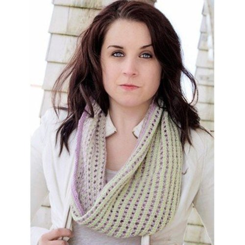 Knit One Crochet Too 2152 Dreamer Reversible Cowl -  ()